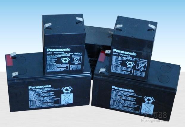 松下蓄电池LC-R全系列产品型号
