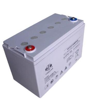 <b>双登蓄电池6-GFM系列</b>