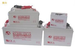 赛特蓄电池太阳能储能系列