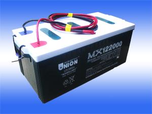 友联蓄电池太阳能AGM系列