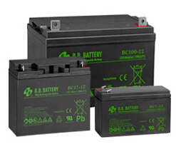 BB蓄电池BC系列