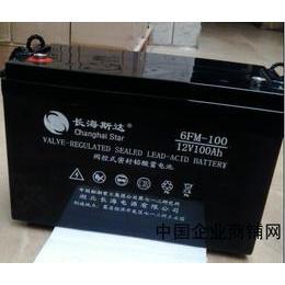 长海斯达蓄电池12V系列产品