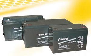 GNB蓄电池S500HR系列